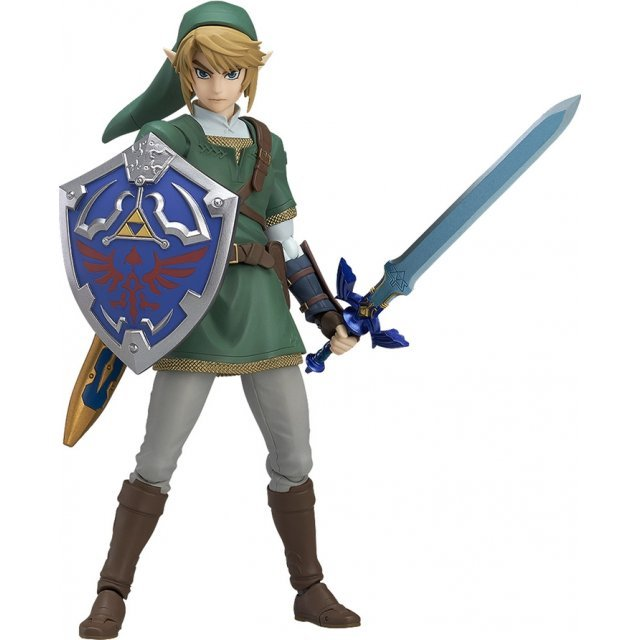 figma No. 319 The Legend of Zelda: Link Twilight Princess Ver. (Re-run)