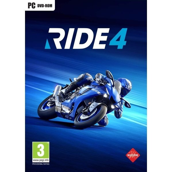 RIDE IV (DVD-ROM)