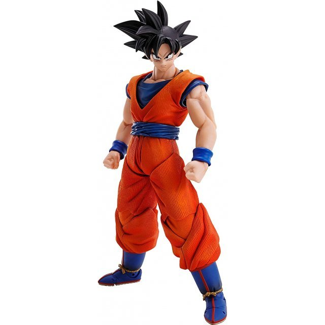 Imagination Works Dragon Ball Z 1/9 Scale Pre-Painted Figure: Son Goku