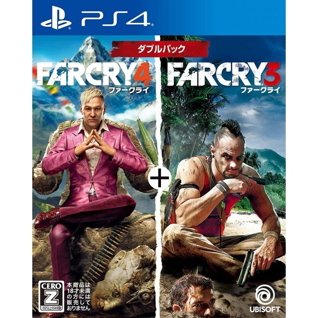 Far Cry 3 + 4 Double Pack