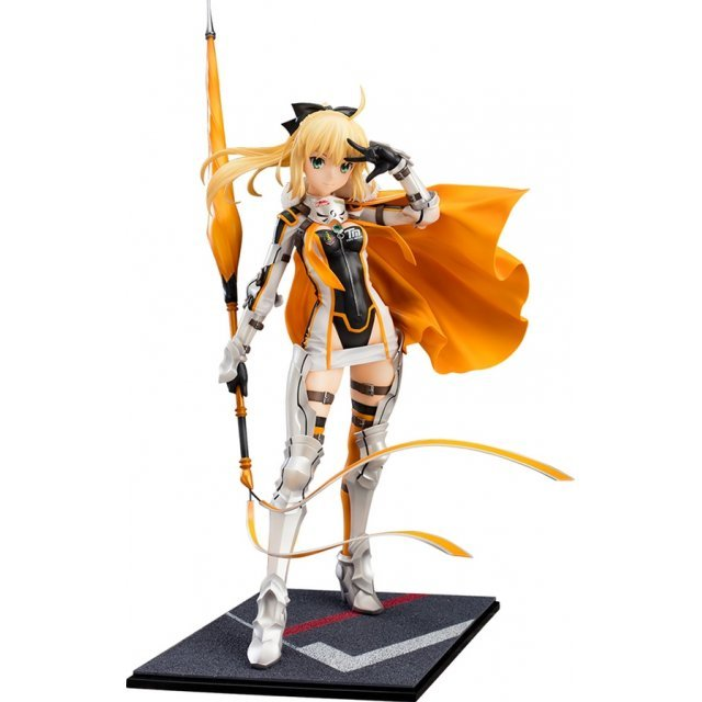 Good Smile Racing & Type-Moon Racing 1/7 Scale Pre-Painted Figure: Altria Pendragon Racing Ver.