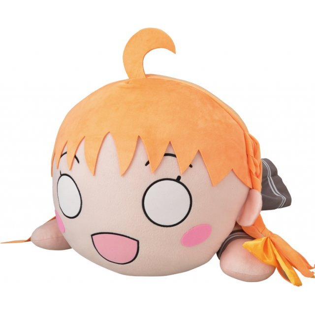Love Live! Sunshine!! Tera Jumbo Nesoberi Plush: Chika Takami (Re-run)