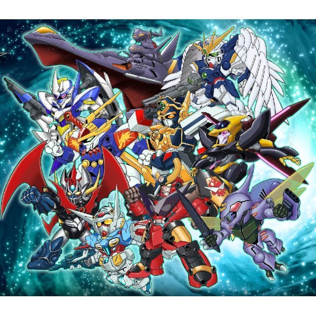 Super Robot Wars (30th Anniversary)