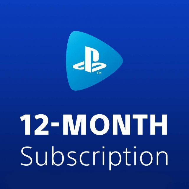 Playstation Now 12-Month Subscription | US account only