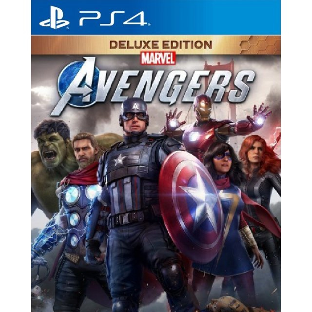 Marvel's Avengers [Deluxe Edition] (English Subs)