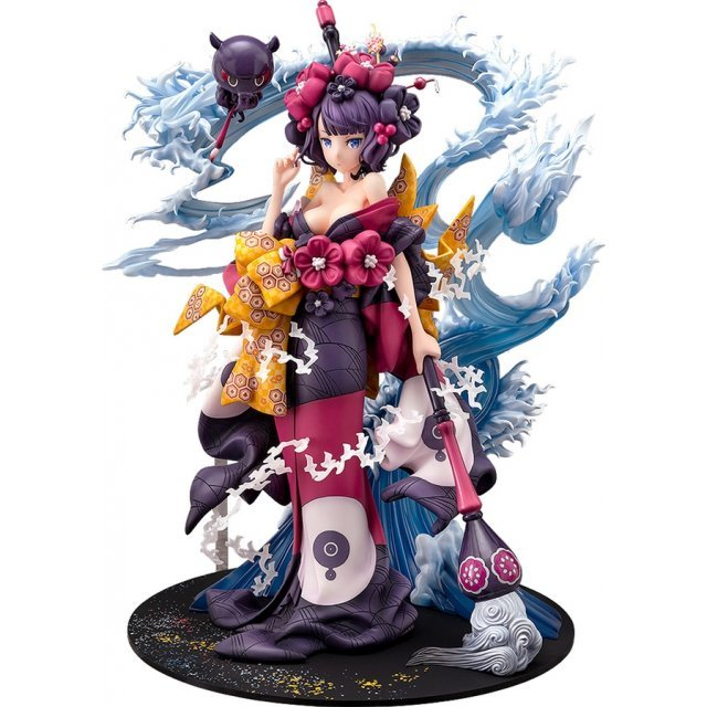 Fate/Grand Order 1/7 Scale Pre-Painted Figure: Foreigner/Katsushika Hokusai [GSC Online Shop Exclusive Ver.]