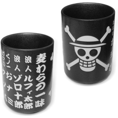 One Piece - Straw Hat Pirate Japanese Teacup