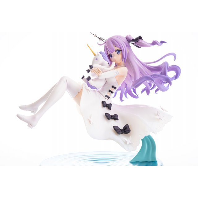 Azur Lane The Animation 1/7 Scale Pre-Painted Figure: Unicorn