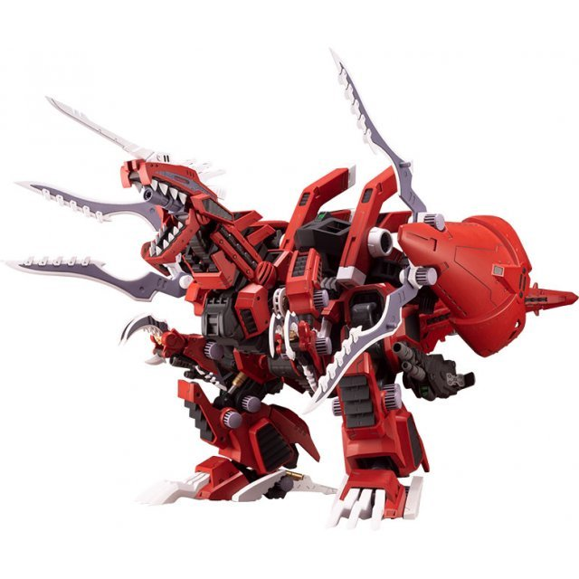 Zoids HMM 1/72 Scale Model Kit: EZ-034 Geno Breaker Repackage Ver.