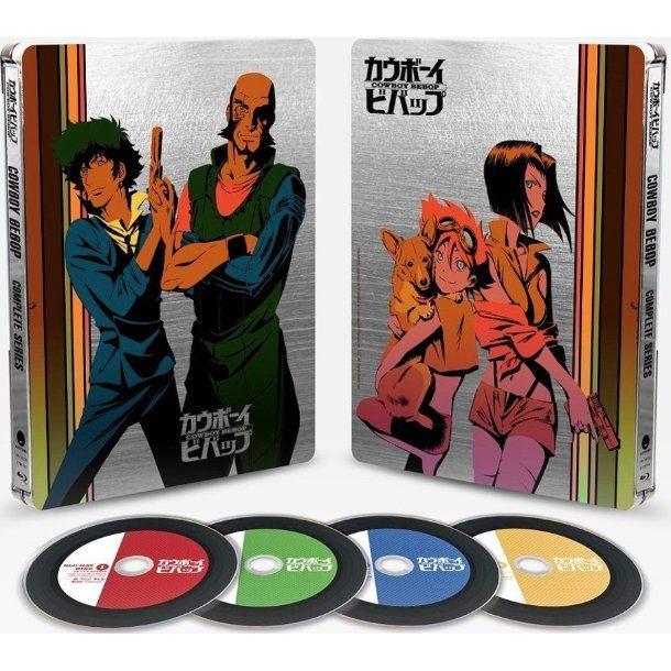Cowboy Bebop: The Complete Series [Steelbook]