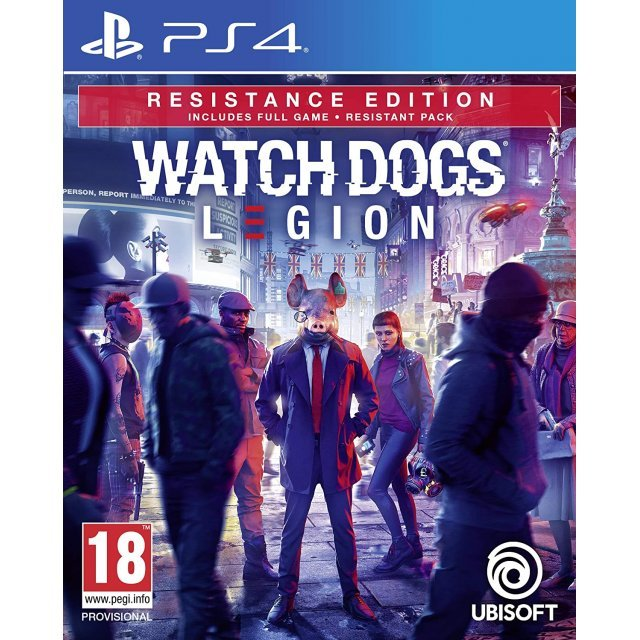 Watch Dogs Legion [Resistance Edition] (Multi-Language)