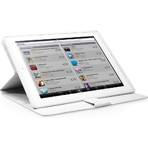 Capdase FlipJacket Protective iPad 3 Case (White)