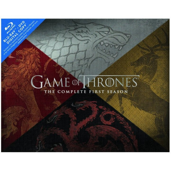 Game of Thrones: The Complete First Season [Collector's Edition]