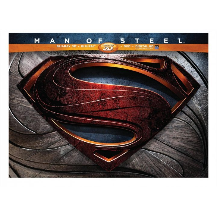 Man of Steel 3D [Collector's Edition]