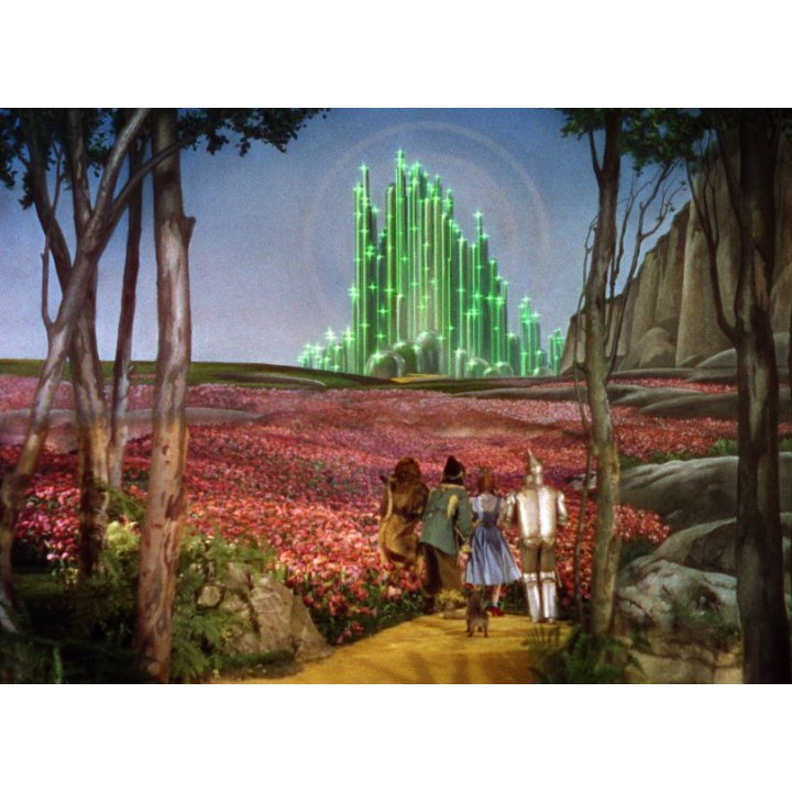 The Wizard of Oz 3D [75th Anniversary Collectibe Metal]