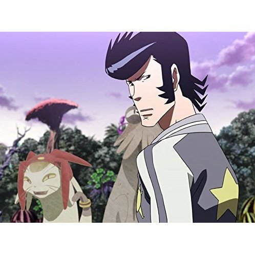 Space Dandy: Season 1 (Limited Edition) [Blu-ray+DVD]