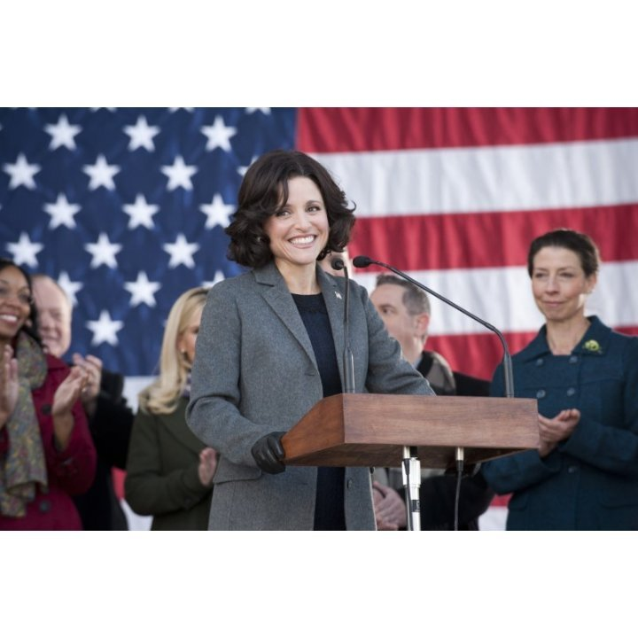Veep: The Complete Third Season [Blu-ray+DVD+Digital Copy]