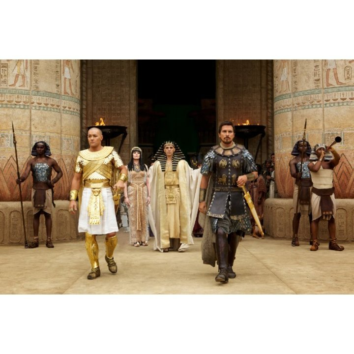 Exodus: Gods and Kings 3D