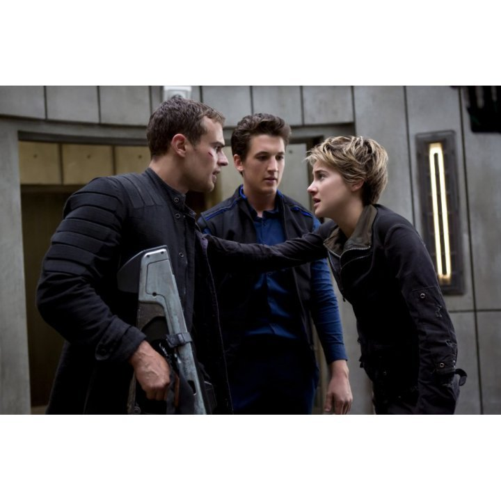 The Divergent Series: Insurgent [Blu-ray+Digital HD]