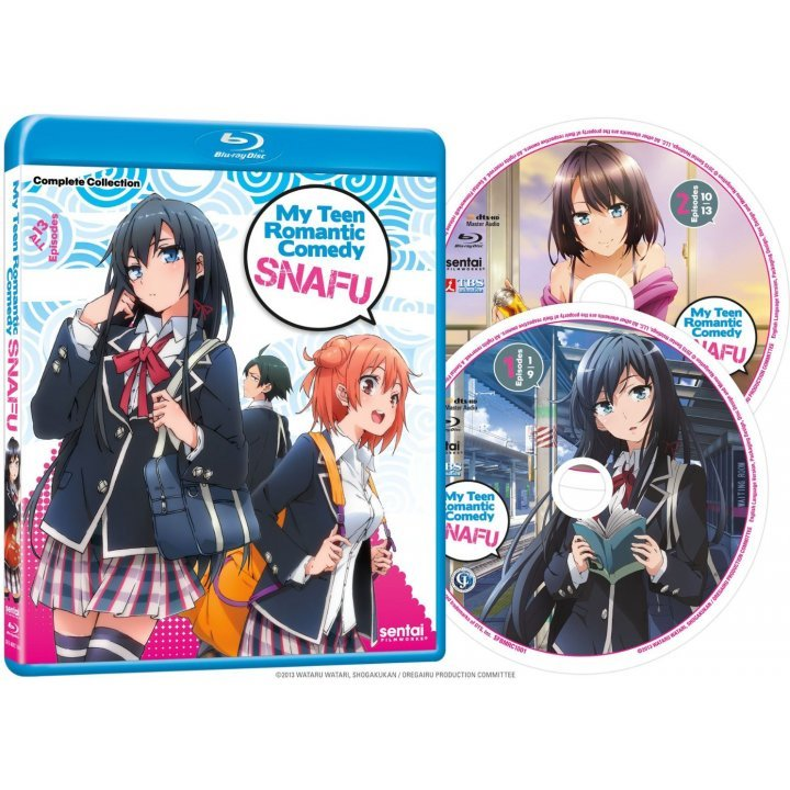 My Teen Romantic Comedy SNAFU - Season One Complete Collection