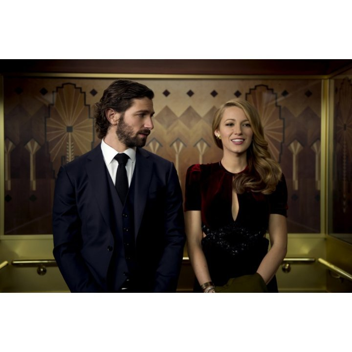 The Age of Adaline [Blu-ray+DVD+UltraViolet]