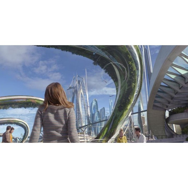 Tomorrowland [Blu-ray+DVD+Digital Copy]