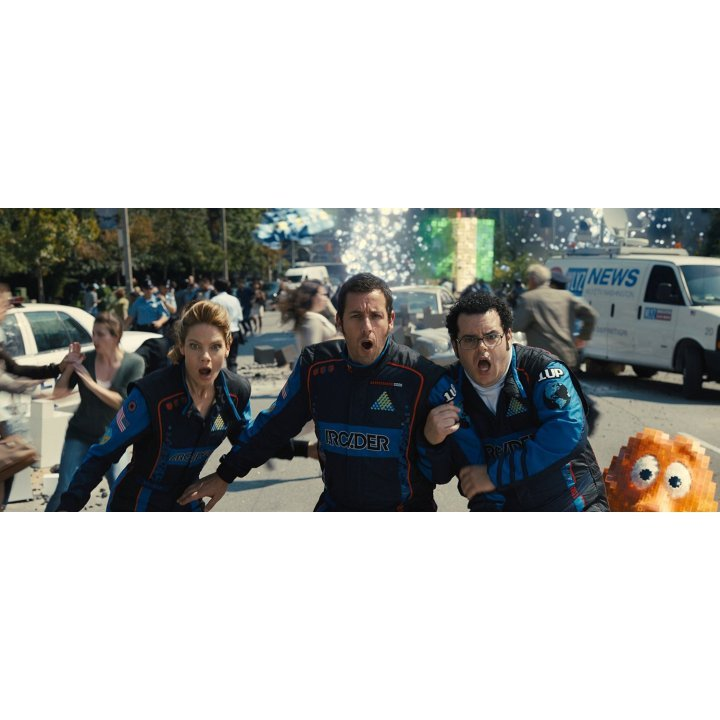 Pixels [Blu-ray+Digital HD]