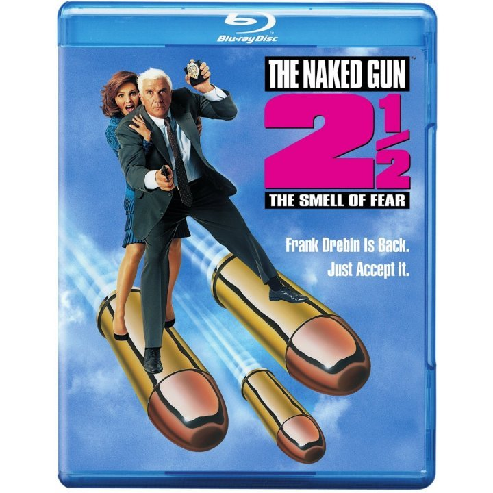 The Naked Gun 2½: The Smell of Fear HD Wallpaper