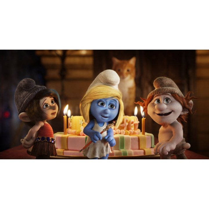 The Smurfs 2 [4K UHD Blu-ray]