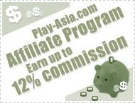 Play-Asia Affiliate Program