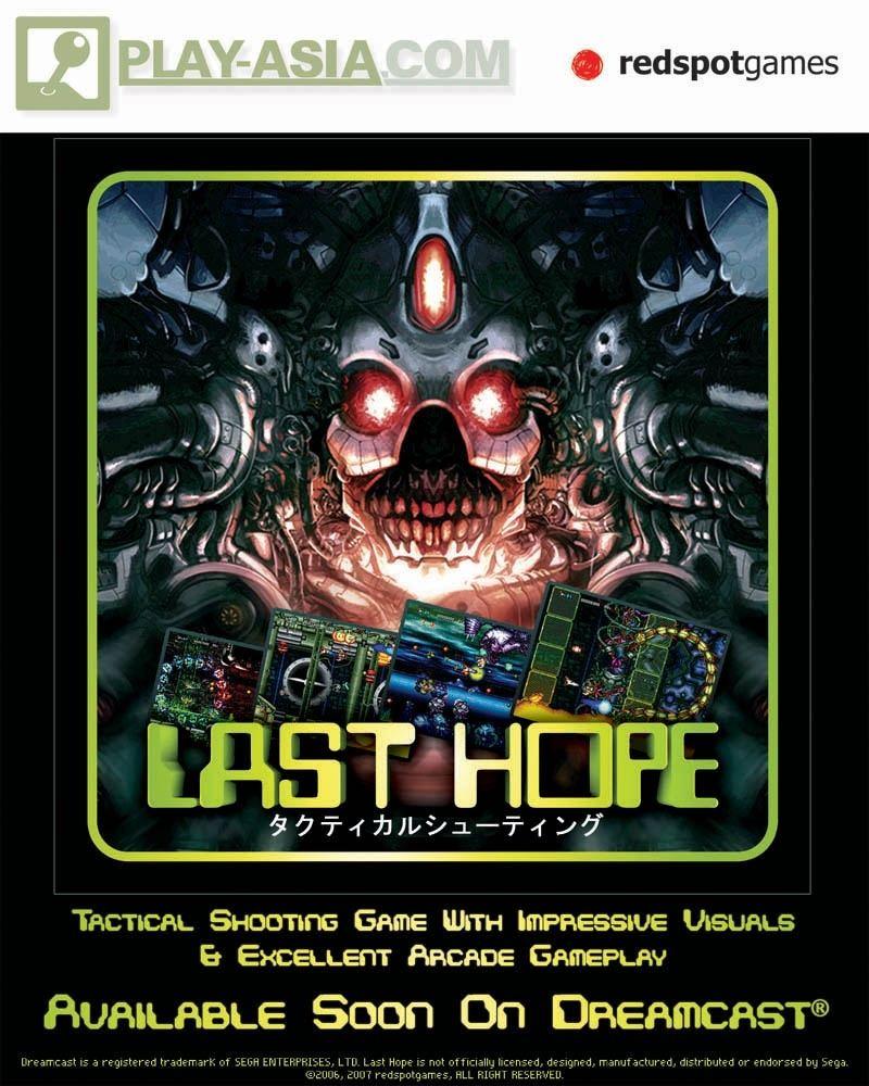 Last Hope Dreamcast