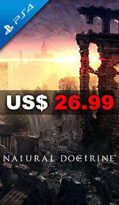 Natural Doctrine (PS4)