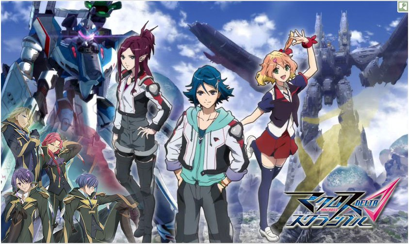 Macross Delta Scramble Covers Second Half Of Anime With