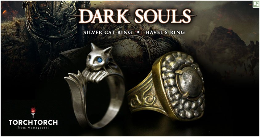 dark souls silver cat and havel s ring might have real life effects