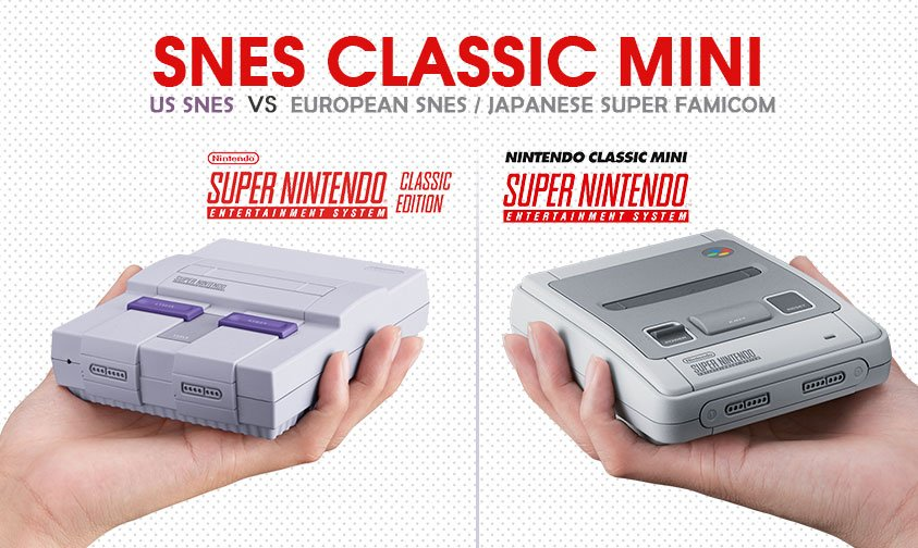 snes classic mini what you need to know. Black Bedroom Furniture Sets. Home Design Ideas