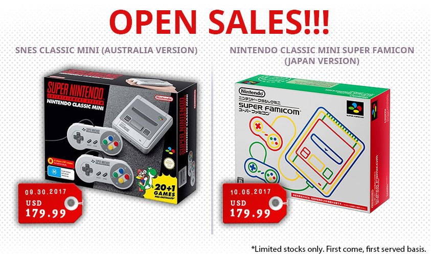 SNES Classic Mini: What You Need To Know