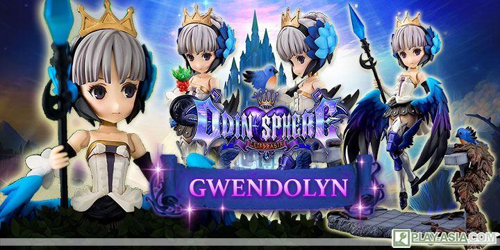 Parfom Odin Sphere Leifthrasir: Gwendolyn