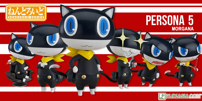 Nendoroid No. 793 Persona 5: Morgana