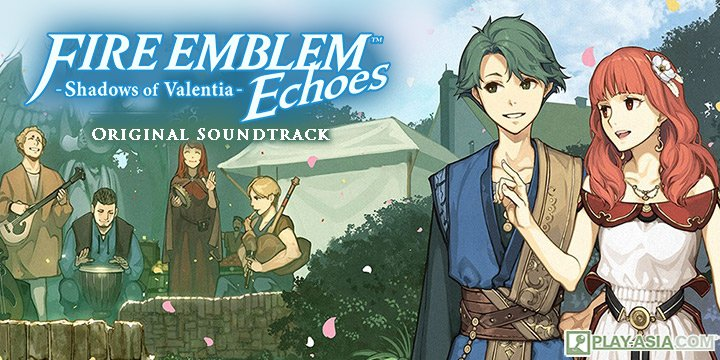 Fire Emblem Echoes: Shadows Of Valentia Original Soundtrack