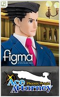 figma Phoenix Wright Ace Attorney: Phoenix Wright