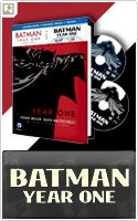 Batman: Year One / Graphic Novel [Graphic Novel+Original Movie+Digital HD]