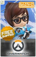 Nendoroid No. 757 Overwatch: Mei Classic Skin Edition