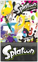 Splatoon Ikasu Artbook